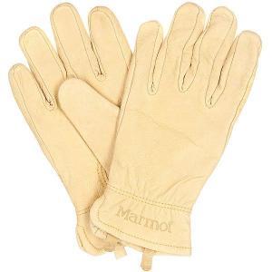 Перчатки сноубордические  Basic Work Glove Tan Marmot. Цвет: бежевый