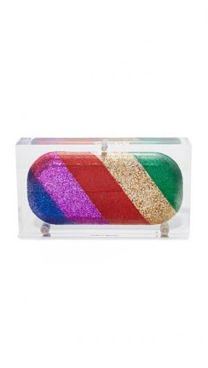 Клатч Rainbow Pill Sarah's Bag