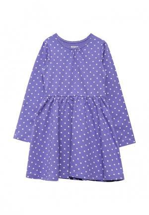 Платье Modis. Цвет: фиолетовый