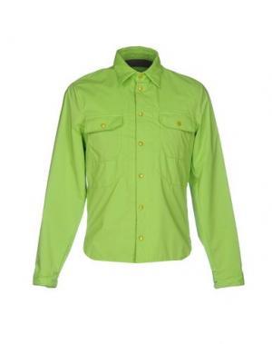 Куртка BPD BE PROUD OF THIS DRESS. Цвет: кислотно-зеленый