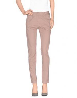 Повседневные брюки AUTHENTIC ORIGINAL VINTAGE STYLE. Цвет: пастельно-розовый