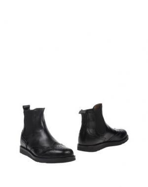 Полусапоги и высокие ботинки FABIANO RICCI. Цвет: черный