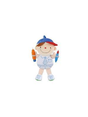Вейн Что носить K'S Kids. Цвет: белый, синий