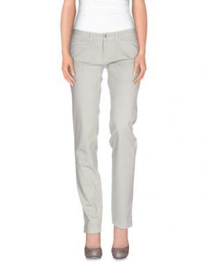 Повседневные брюки BRAMANTE. Цвет: светло-зеленый