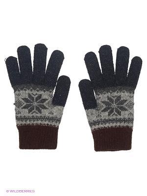 Перчатки Maxval. Цвет: темно-серый