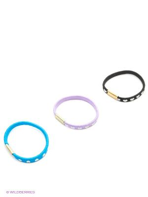 Комплект Migura. Цвет: голубой, белый, черный