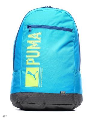 Рюкзак PUMA Pioneer Backpack I. Цвет: лазурный
