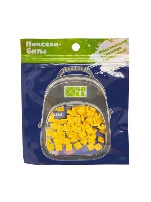 Бит для панели рюкзака KIDS, 80 шт., 4All. Цвет: желтый