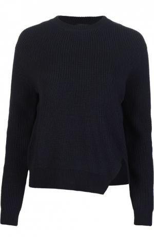Вязаный свитер Proenza Schouler. Цвет: темно-синий