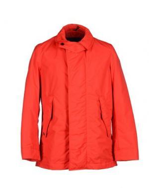 Куртка RRD. Цвет: красный