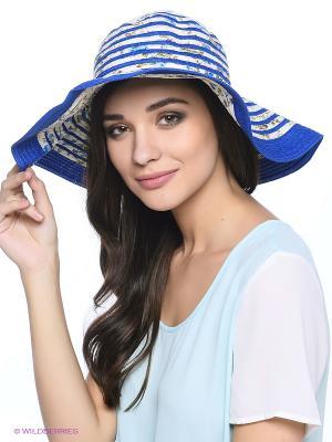 Шляпа Shapkoff. Цвет: синий