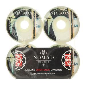 Колеса для скейтборда  Timeholes Multicolor 101A 54 mm Nomad. Цвет: мультиколор