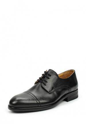 Туфли Mango Man. Цвет: черный