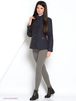 Куртка DIXI CoAT. Цвет: синий