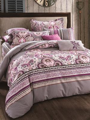 Комплект постельного белья Primavelle. Цвет: лиловый