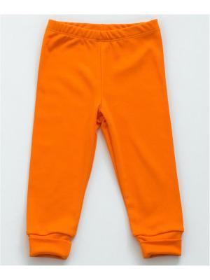 Штаны MOKKA. Цвет: оранжевый