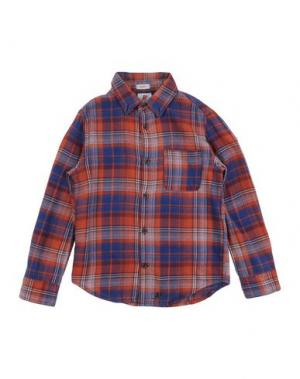 Pубашка AMERICAN OUTFITTERS. Цвет: ржаво-коричневый
