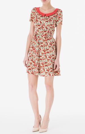 Платье Красное YETONADO