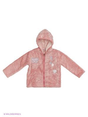 Толстовка Baby Rose. Цвет: розовый