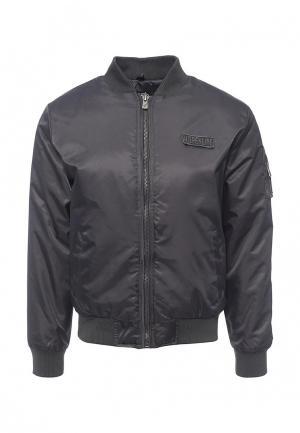 Куртка утепленная Hopenlife. Цвет: серый