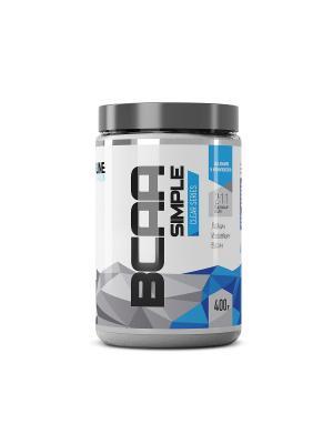 Аминокислоты Rline BCAA Powder 400 г R-LINE. Цвет: белый, синий
