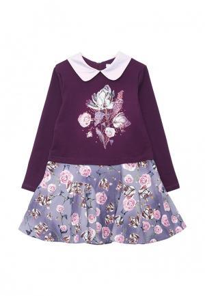 Платье Choupette. Цвет: фиолетовый