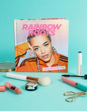Books Книга Lottie Tomlinson Rainbow Roots Make Up. Цвет: мульти