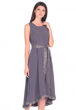 Платье IMAGO. Цвет: фиолетовый