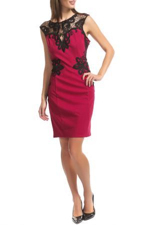 Платье LIPSY. Цвет: red