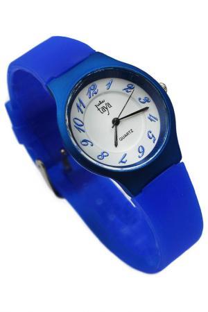 Часы Taya. Цвет: темно-синий