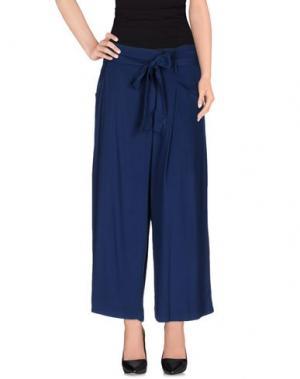 Повседневные брюки TWENTY-29. Цвет: синий