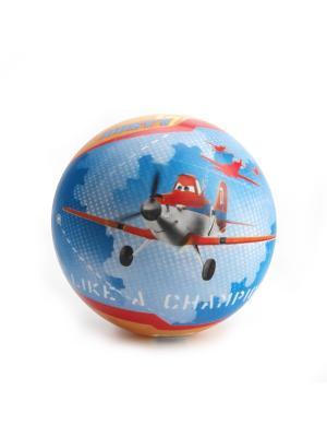 Мяч Играем вместе Самолеты 23 см.. Цвет: красный, голубой