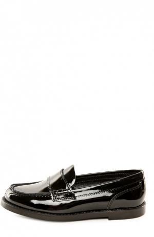 Туфли Dolce & Gabbana. Цвет: черный