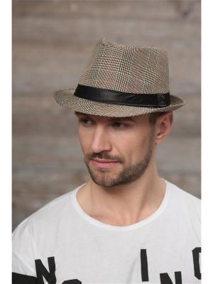 Шляпа Krife. Цвет: бежевый