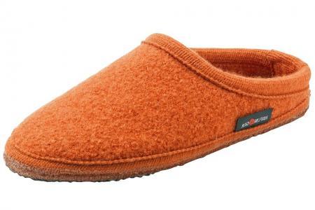 Тапочки Otto. Цвет: оранжевый