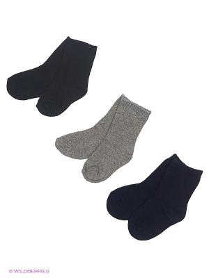 Носки DAG. Цвет: синий, серый