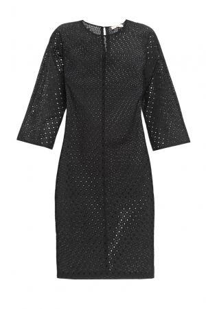 Платье из хлопка с подъюбником 152123 Villa Turgenev