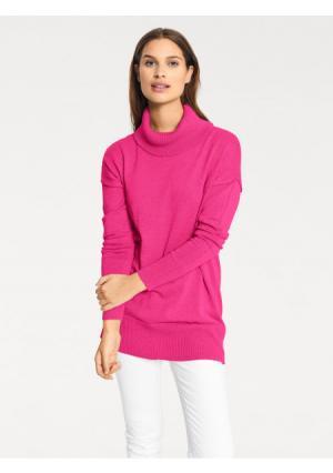 Пуловер B.C. BEST CONNECTIONS by Heine. Цвет: бежевый меланжевый, серый меланжевый, синий, экрю