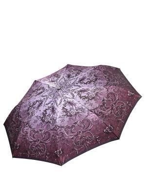Зонт Fabretti. Цвет: фиолетовый