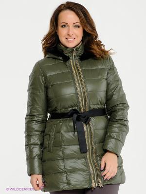 Куртка Acasta. Цвет: темно-зеленый