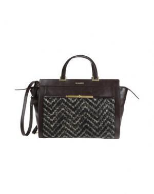 Деловые сумки VIA REPUBBLICA. Цвет: темно-коричневый