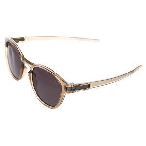 Очки  Latch Matte Sepia/Warm Grey Oakley. Цвет: бежевый