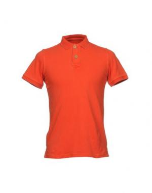 Поло FRADI. Цвет: оранжевый