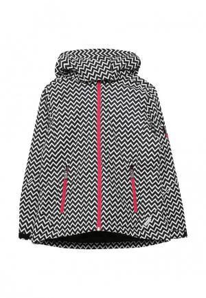 Куртка утепленная Reima. Цвет: разноцветный