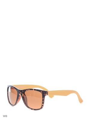 Очки солнцезащитные MS 05-027 50P Mario Rossi. Цвет: коричневый, оранжевый
