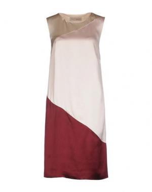 Платье до колена VERONIQUE BRANQUINHO. Цвет: светло-розовый