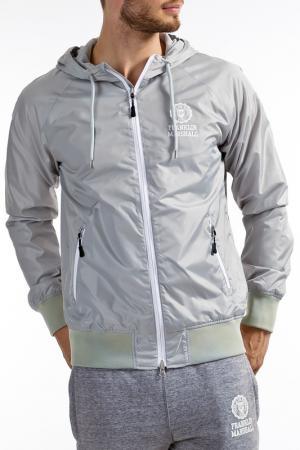 Куртка FRANKLIN & MARSHALL. Цвет: серый