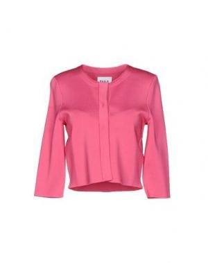 Кардиган ISSA. Цвет: пастельно-розовый