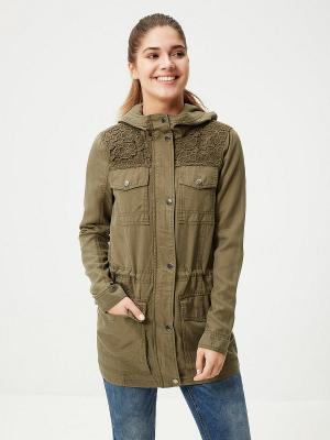 Куртка Vero moda. Цвет: хаки