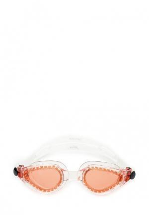 Очки для плавания Joss. Цвет: красный